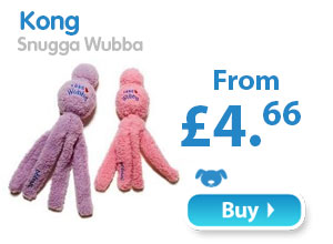 Kong Snugga Wubba From £4.66