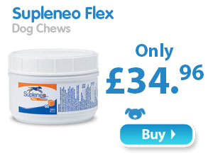 Supleneo Flex Dog Chews Only £34.96