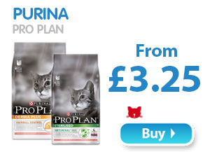 PURINA PRO PLAN   From £3.25