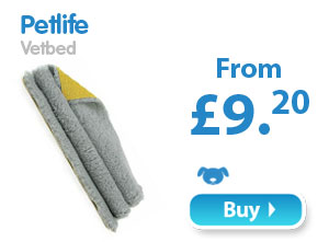 Petlife  Vetbed  From £9.20