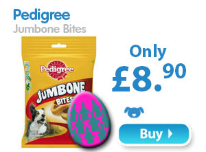 Pedigree  Jumbone Bites  Only £8.90