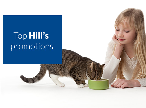 Top Hill's promotions! Don't miss out shop now