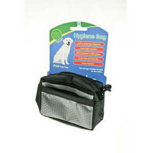 Animal Instincts K9 Travel Hygiene Bag Bag
