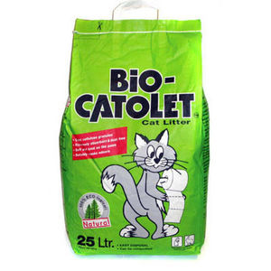 Midas BioCatolet 100 Recycled Paper Cat Litter 12L