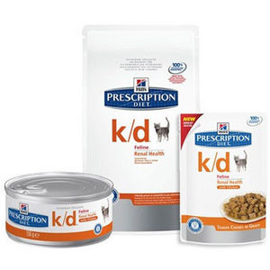Hills Prescription Diet k/d voor katten