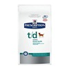Hills Prescription Diet t/d Hundefutter