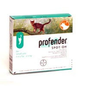 profender for cats instructions