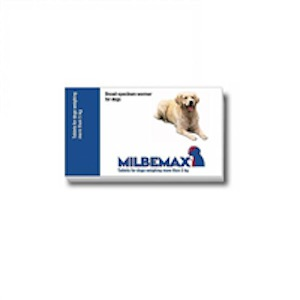 Milbemax Tablets for Dogs & Puppies