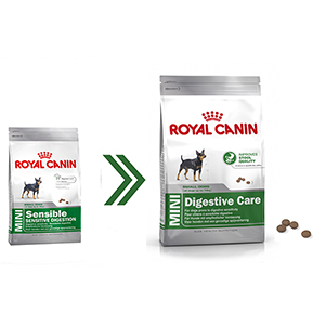 royal canin mini digestive care royal canin alimentation premium chiens. Black Bedroom Furniture Sets. Home Design Ideas