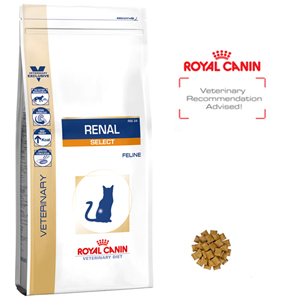 royal canin renal select cat royal canin veterinary diet vet food cats. Black Bedroom Furniture Sets. Home Design Ideas