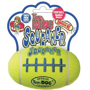 Air Kong Squeaker American Football Small