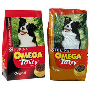 Omega Tasty Dog Food Review